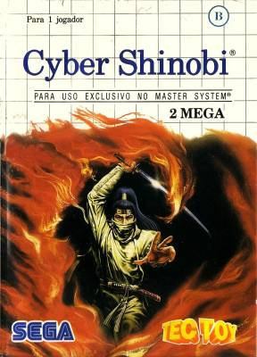 Cyber Shinobi -  BR