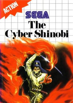 Cyber Shinobi -  EU - 6 Langs