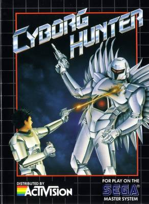 Cyborg Hunter -  US