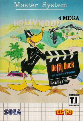 Daffy Duck in Hollywood -  BR