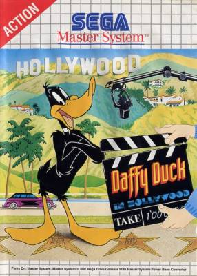 Daffy Duck in Hollywood -  EU