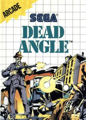 Dead Angle -  US -  Front