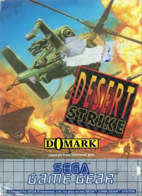 Desert Strike -  EU -  Front
