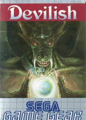 Devilish -  EU -  Front