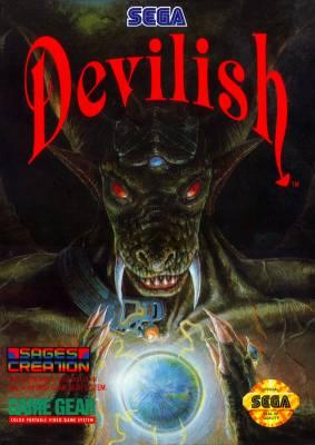 Devilish -  US -  Front