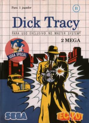Dick Tracy -  BR
