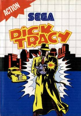 Dick Tracy -  EU