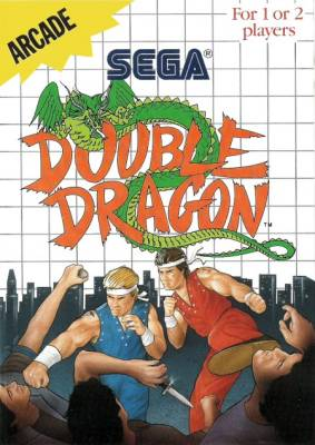 Double Dragon -  US -  R