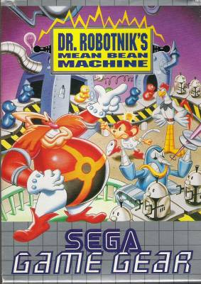 Dr Robotniks Mean Bean Machine -  EU -  Front