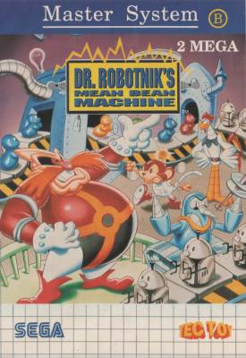 Dr Robotniks Mean Bean Machine -  BR