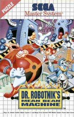 Dr Robotniks Mean Bean Machine -  EU
