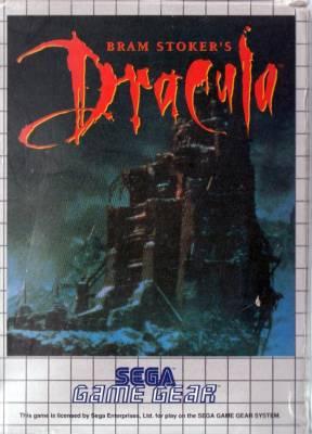 Dracula -  EU -  Front