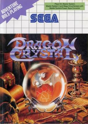 Dragon Crystal -  EU