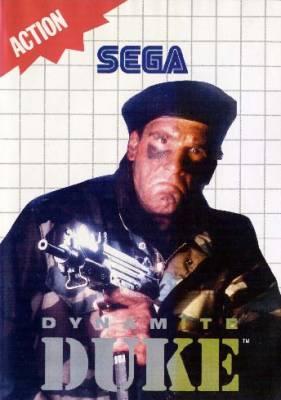 Dynamite Duke -  EU