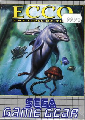 Ecco the Tides of Time -  EU -  Front