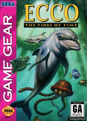 Ecco the Tides of Time -  US -  Front
