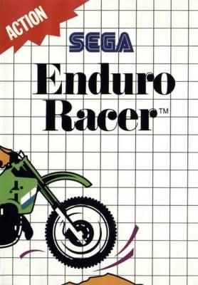 Enduro Racer -  US -  Front