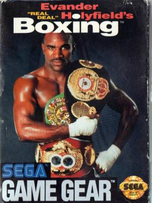 Evander Holyfields Real Deal Boxing -  US -  Front
