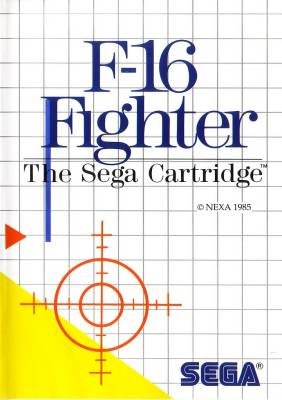 F 16 Fighting Falcon -  EU -  Cartridge -  R