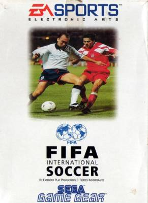 FIFA International Soccer -  EU -  Front