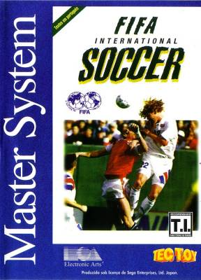 FIFA International Soccer -  BR