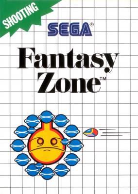 Fantasy Zone -  US -  Reissue