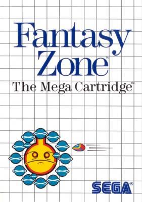 Fantasy Zone -  US
