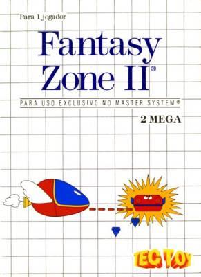 Fantasy Zone II -  BR