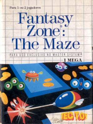Fantasy Zone the Maze -  BR