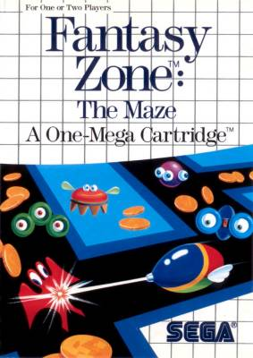 Fantasy Zone the Maze -  US