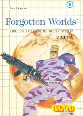 Forgotten Worlds -  BR