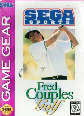 Fred Couples Golf -  US -  Front