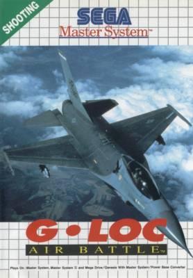 GLOC Air Battle -  EU