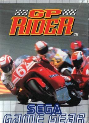 GP Rider -  EU -  Front