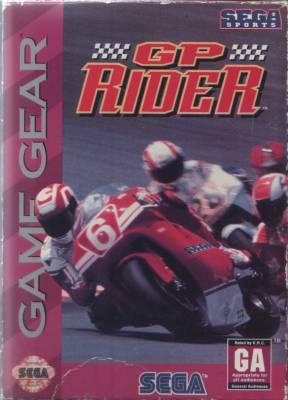 GP Rider -  US -  Front