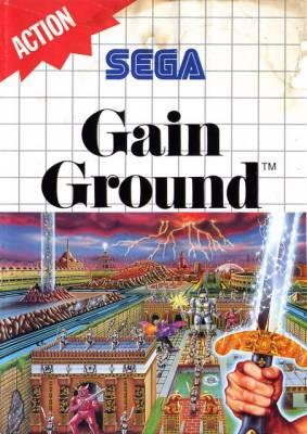 Gain Ground -  EU