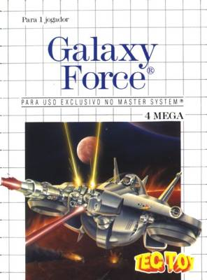 Galaxy Force -  BR