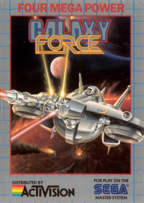 Galaxy Force -  US