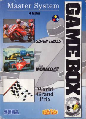 Game Box Serie Corridas -  BR