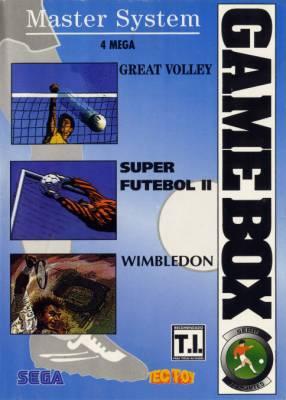 Game Box Serie Esportes -  BR