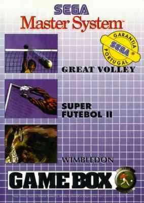 Game Box Serie Esportes -  PT