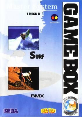 Game Box Serie Esportes Radicais -  BR -  A