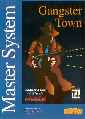 Gangster Town -  BR -  Blue