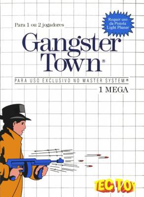 Gangster Town -  BR -  White