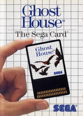 Ghost House -  US -  Card -  R