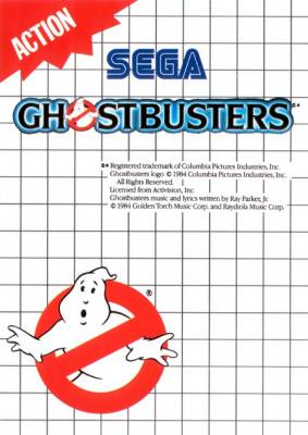 Ghostbusters -  US -  Rerelease