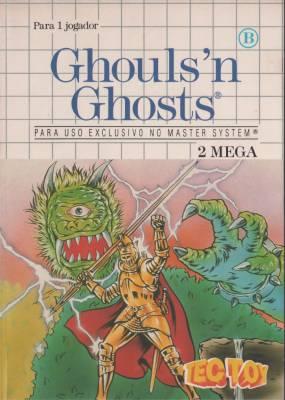 Ghouls N Ghosts -  BR