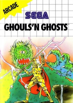 Ghouls N Ghosts -  EU - 8 Langs