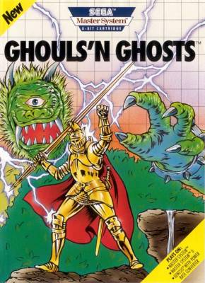 Ghouls N Ghosts -  US