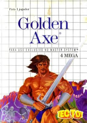 Golden Axe -  BR